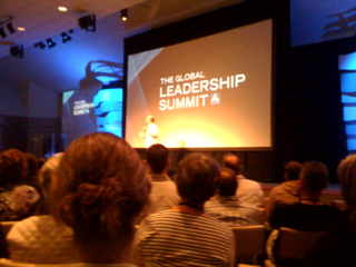 Bill Hybels: leading in a new reality @The_GLS
